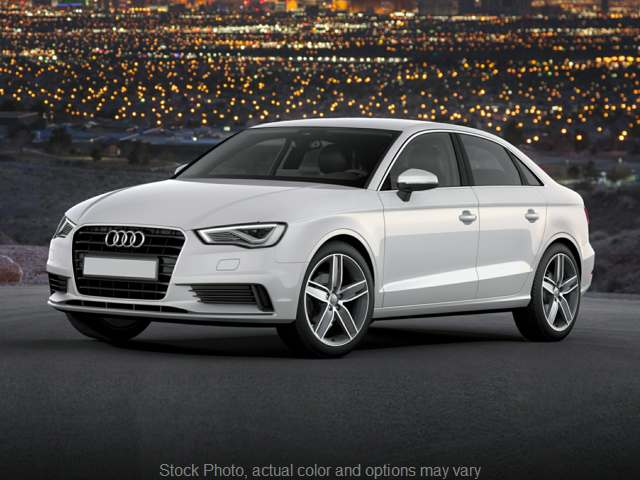 2016 Audi A3 4d Sedan 1.8T Premium at CarCo Auto World near South Plainfield, NJ