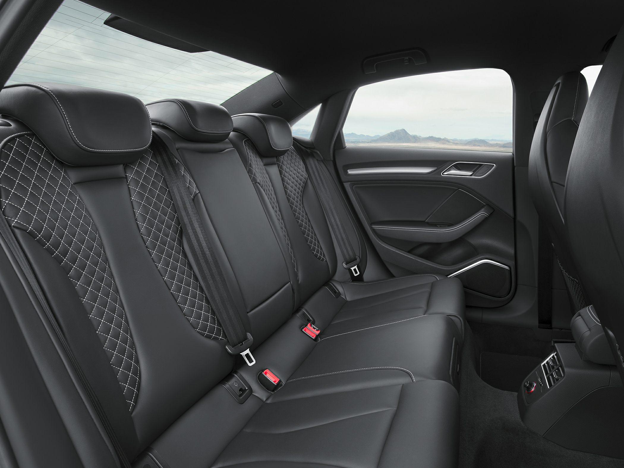 2018 Audi S3 2 0t Progressiv