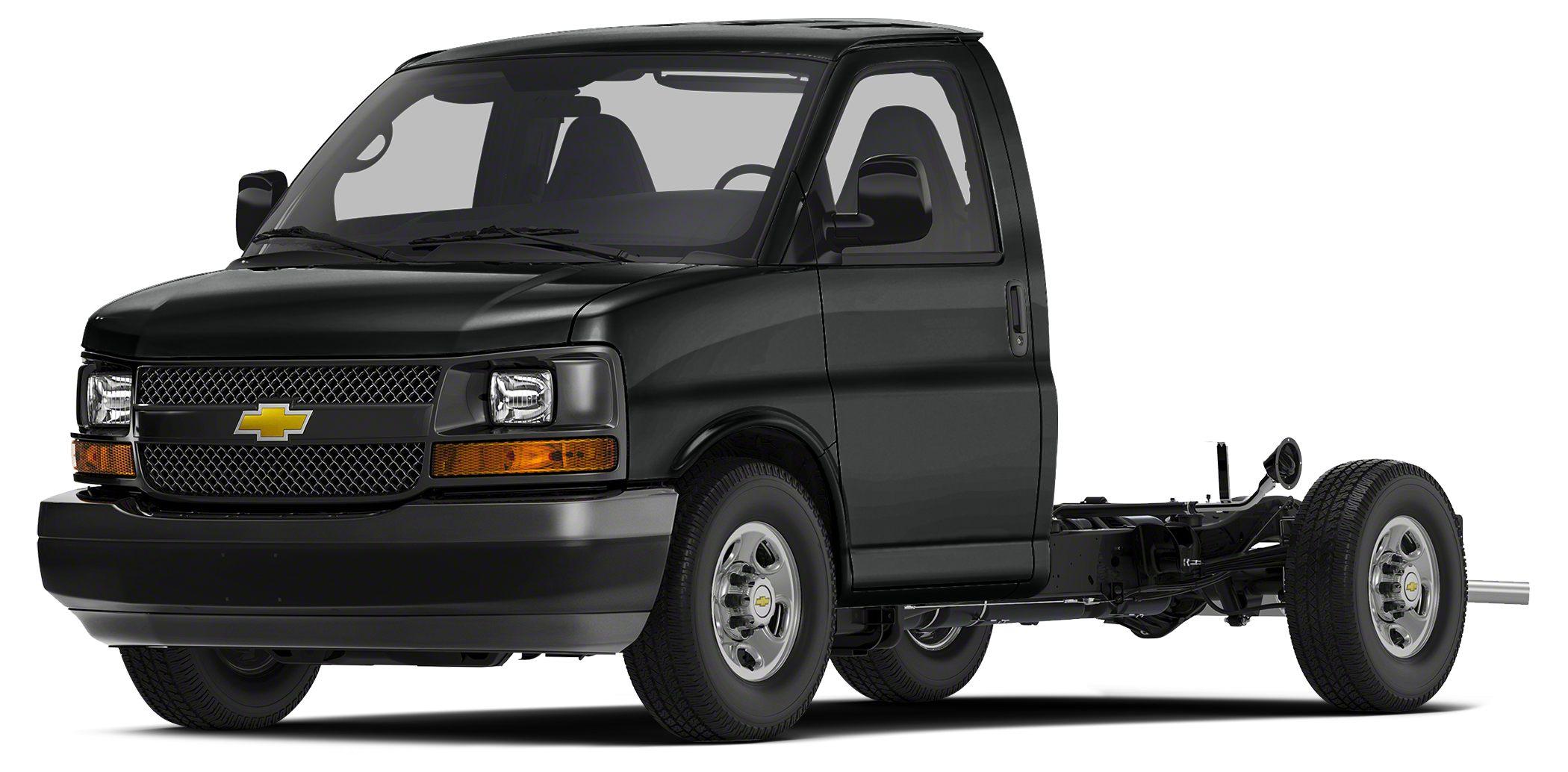 2020 Ram Express Cutaway Work Van