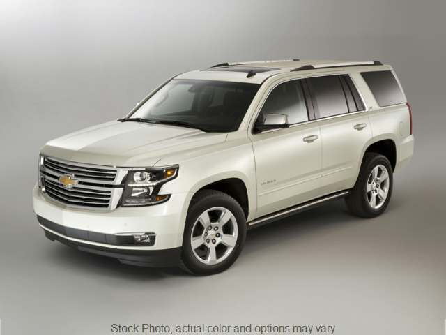 Used 2015  Chevrolet Tahoe 4d SUV 4WD LTZ at LaGrange Mitsubishi near LaGrange, GA