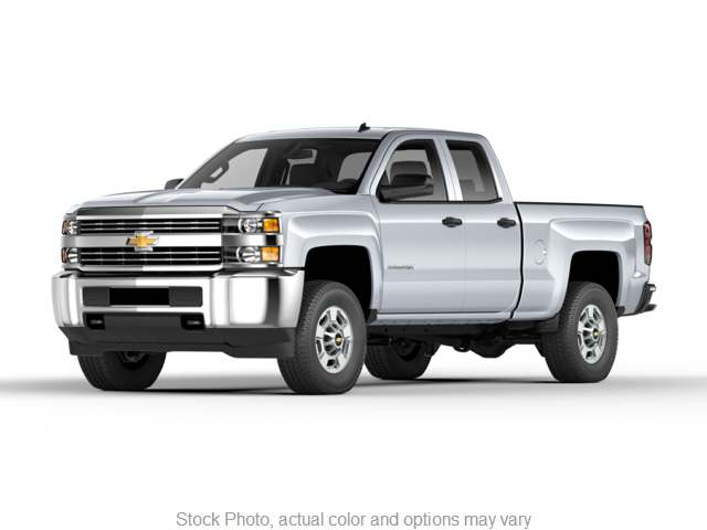 2015 Chevrolet Silverado 2500 4WD Double Cab Work Truck Longbed at Graham Auto Group near Mansfield, OH