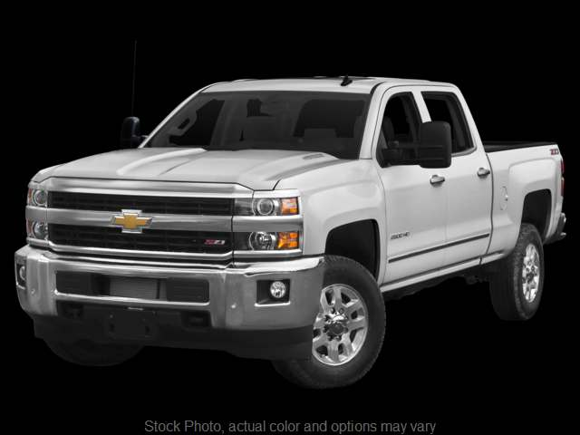 Used 2017  Chevrolet Silverado 2500 4WD Crew Cab LTZ at The Gilstrap Family Dealerships near Easley, SC