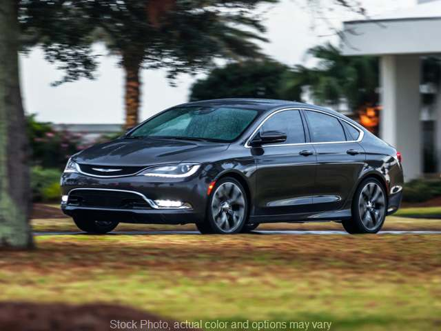 2015 Chrysler 200 4d Sedan Limited I4 at The Gilstrap Family Dealerships near Easley, SC