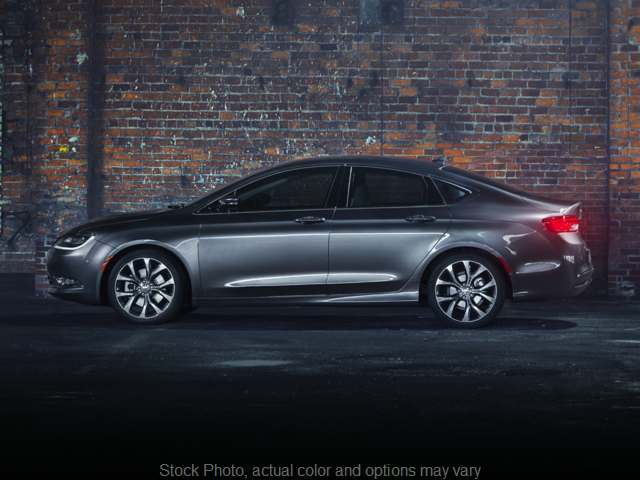 Used 2015  Chrysler 200 4d Sedan Limited I4 at Frank Leta Automotive Outlet near Bridgeton, MO