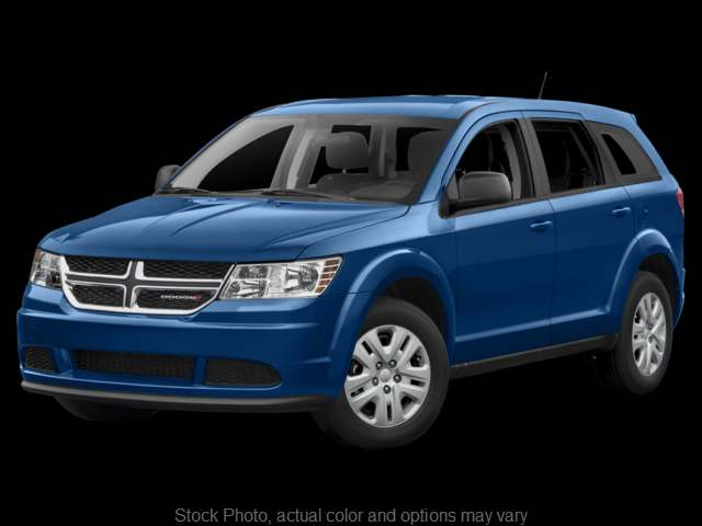 New 2018  Dodge Journey 4d SUV FWD SE at Kama'aina Motors near Hilo, HI