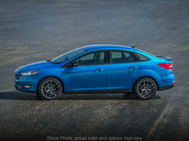 Used 2017  Ford Focus 4d Sedan SE at The Gilstrap Family Dealerships near Easley, SC