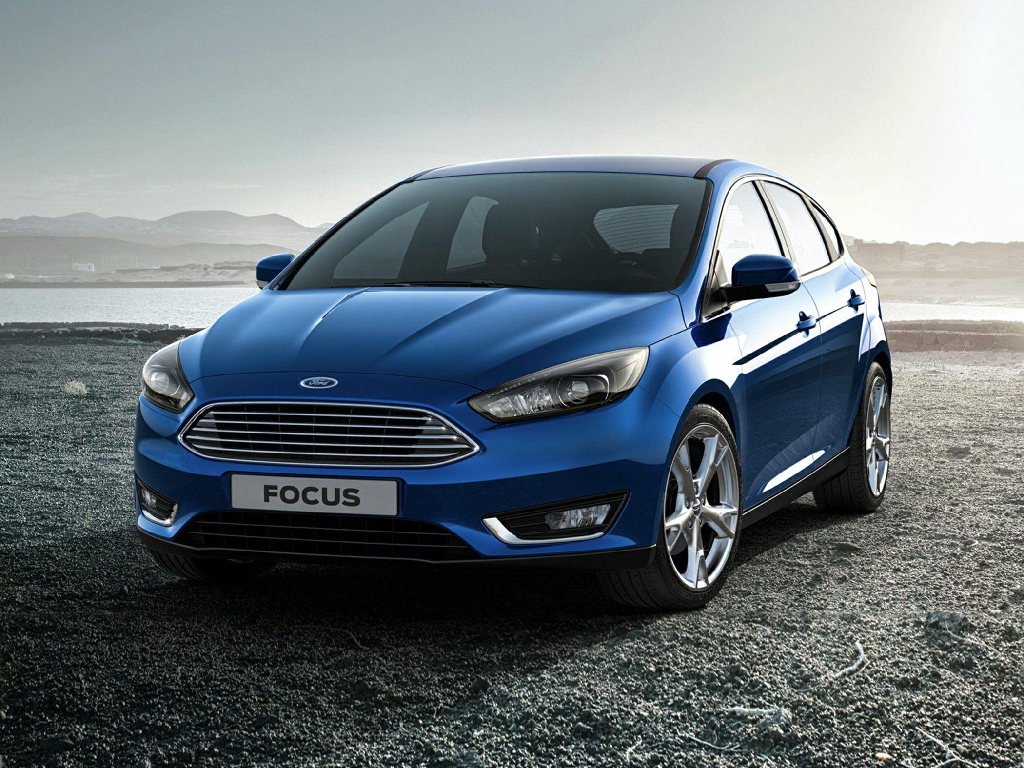 2017 Ford Focus 4d Hatchback Titanium Frank Leta Automotive Outlet