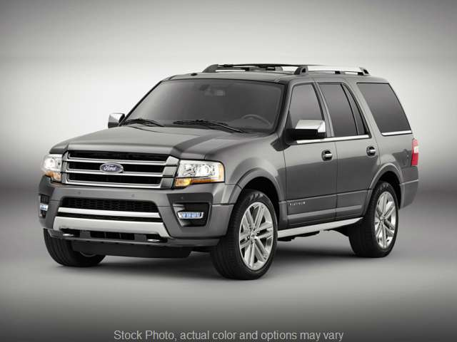 2016 Ford Expedition 4d SUV 4WD Limited at Mike Burkart Ford near Plymouth, WI