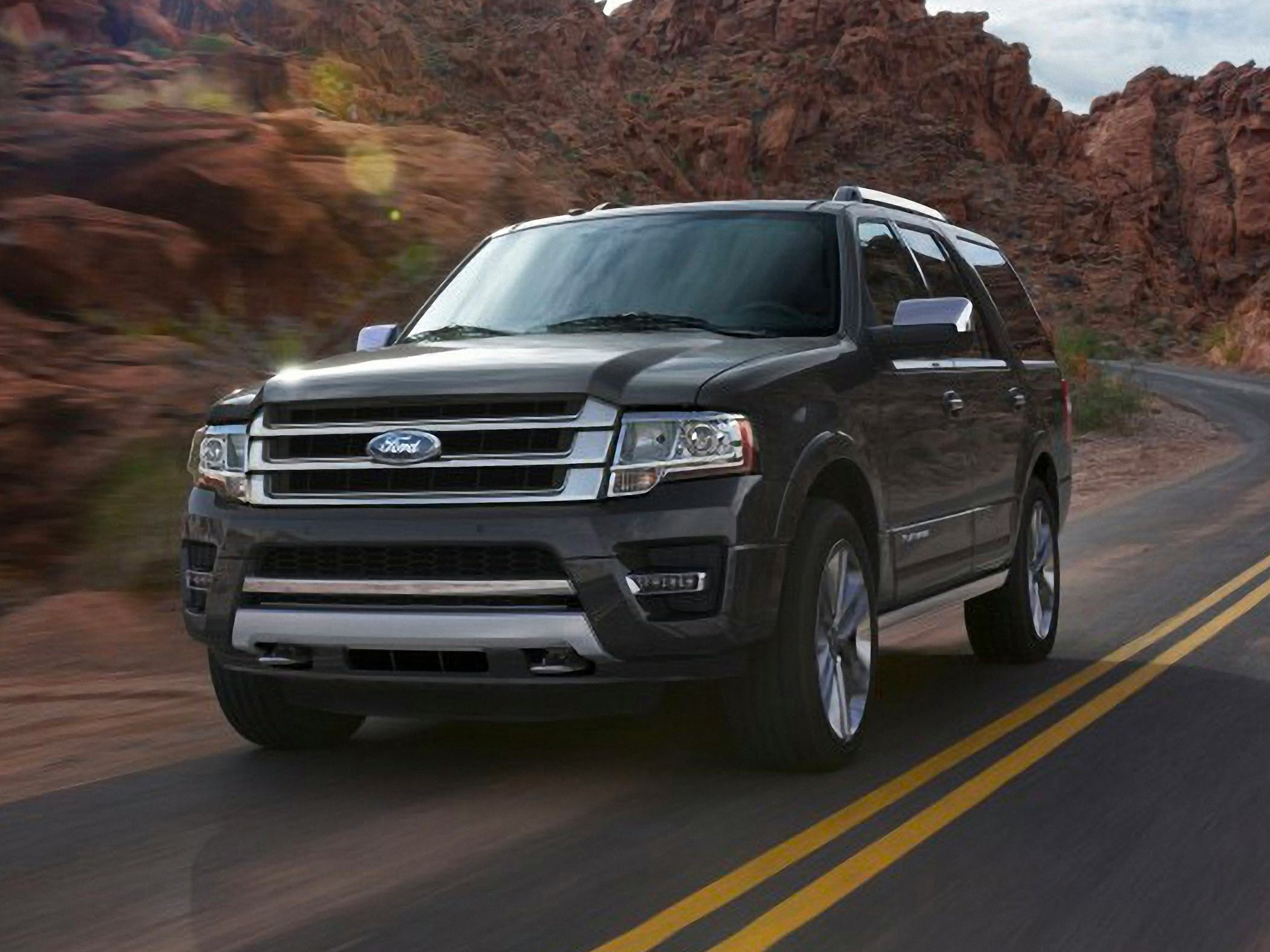 2017 ford expedition ssv