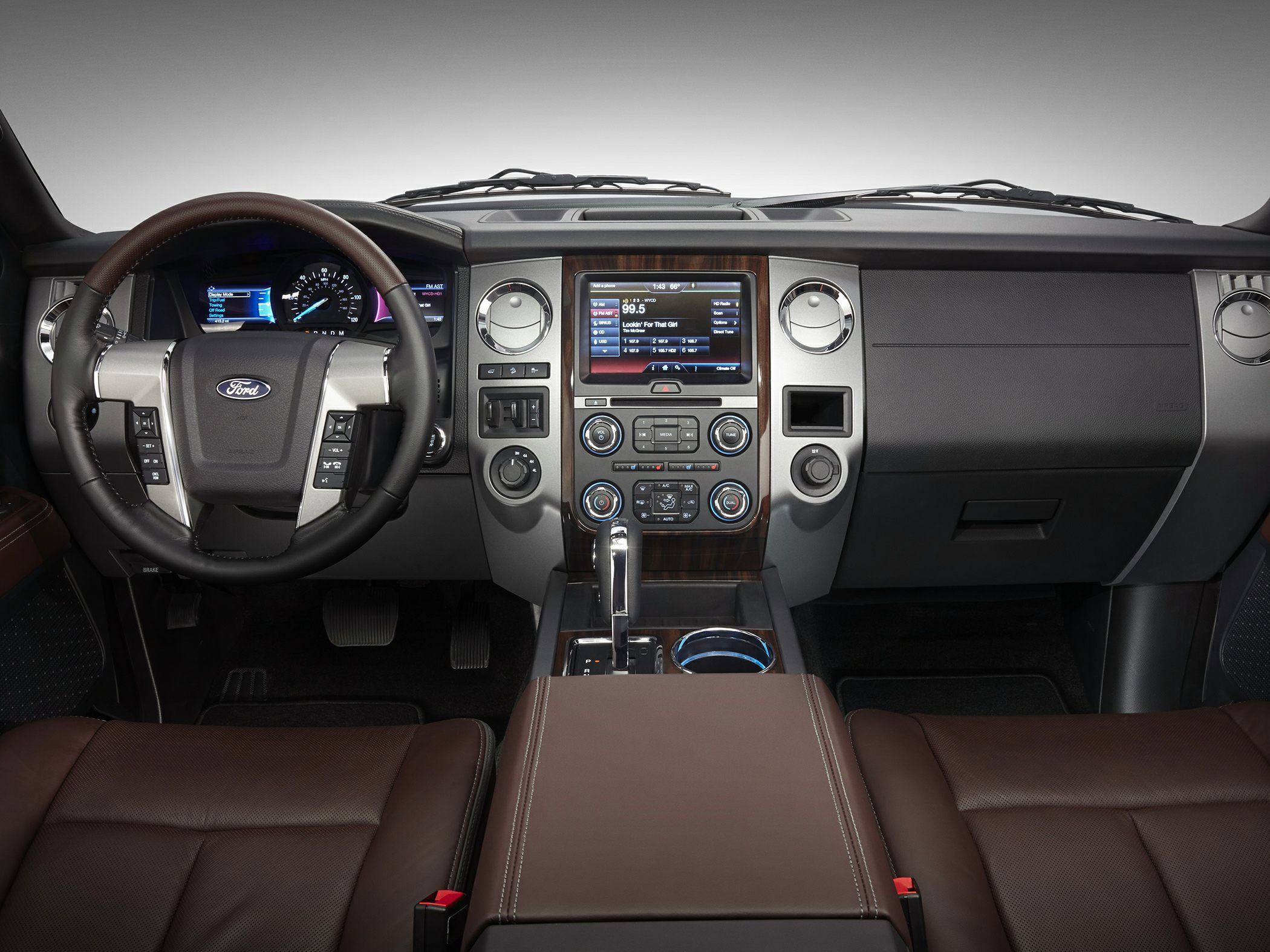 2017 ford expedition max ssv