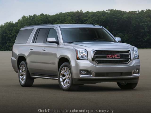 Used 2018  GMC Yukon XL 4d SUV RWD SLT at Nissan of Paris near Paris, TN
