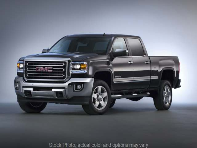 Used 2017 GMC Sierra 2500 4WD Crew Cab SLT at Monster Motors near Michigan Center, MI