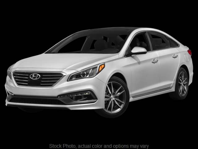 Used 2015  Hyundai Sonata 4d Sedan Limited 2.0T at Carmack Car Capitol near Danville, IL