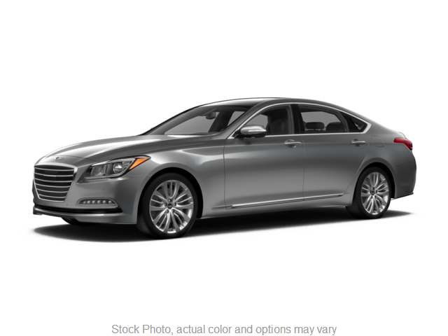 Used 2016 Hyundai Genesis 4d Sedan 3.8L AWD at Carmack Hyundai near Danville, IL