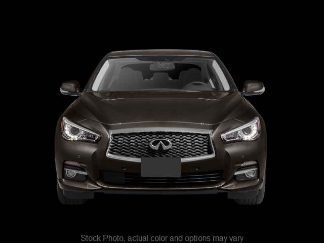 Used 2014  Infiniti Q50 4d Sedan AWD Premium at Royal Car Center near Philadelphia, PA
