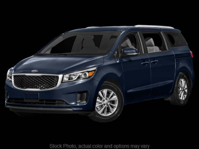 New 2017  Kia Sedona 4d Wagon EX at Willowbrook Kia near Willowbrook, IL