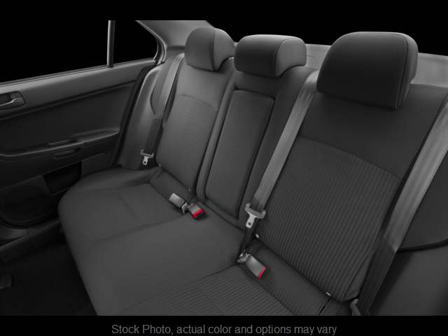 Used 2015  Mitsubishi Lancer 4d Sedan ES Auto at The Gilstrap Family Dealerships near Easley, SC