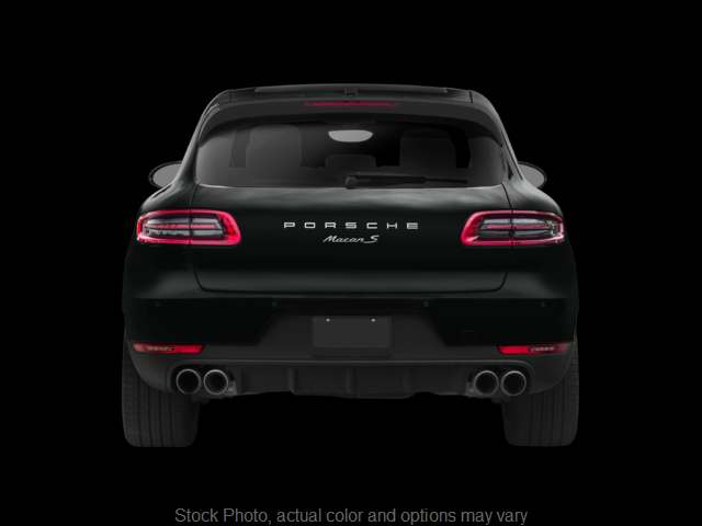 Used 2015  Porsche Macan 4d SUV S Turbo at The Gilstrap Family Dealerships near Easley, SC