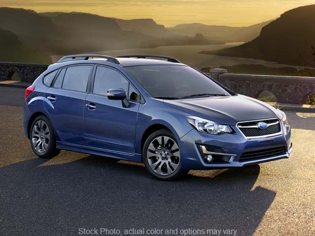 Used 2016  Subaru Impreza 4d Hatchback i Sport Premium CVT at Bill Fitts Auto Sales near Little Rock, AR