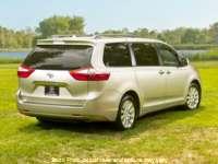 Used 2017  Toyota Sienna 4d Wagon L at CarloanExpress.Com near Hampton, VA