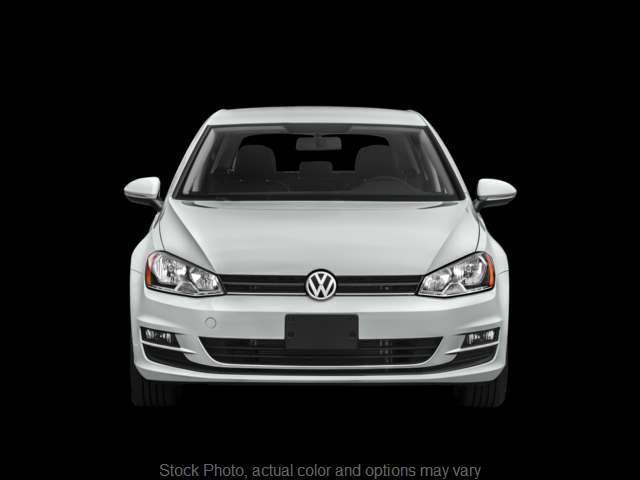 Used 2017  Volkswagen Golf 4d Hatchback TSI S Auto at Pekin Auto Loan near Pekin, IL