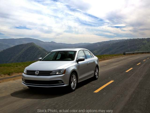 2016 Volkswagen Jetta 4d Sedan S w/Technology Auto at Bobb Suzuki near Columbus, OH