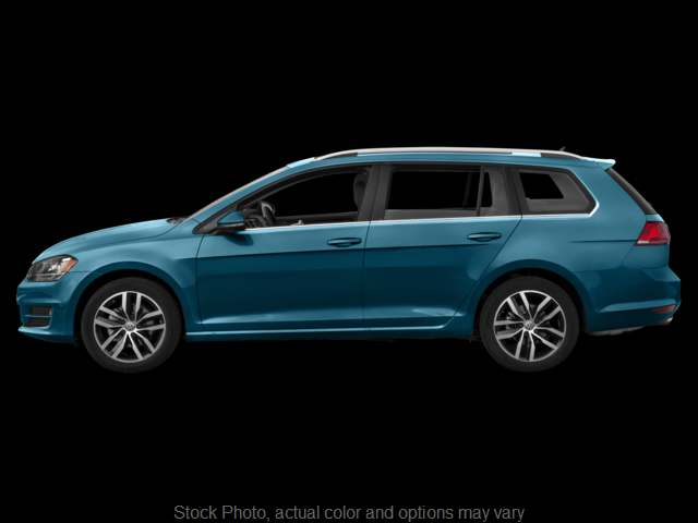 Used 2015  Volkswagen Golf SportWagen TDI 4d Wagon SE Auto at Frank Leta Automotive Outlet near Bridgeton, MO
