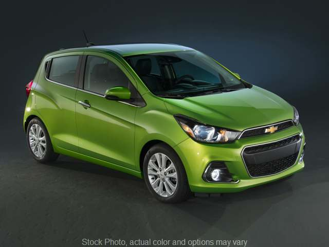 2018 Chevrolet Spark 4d Hatchback LS CVT at Pekin Auto Loan near Pekin, IL