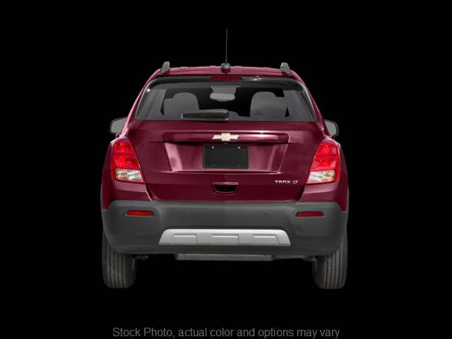Used 2016  Chevrolet Trax 4d SUV FWD LT at Maxx Loans USA near Saline, MI