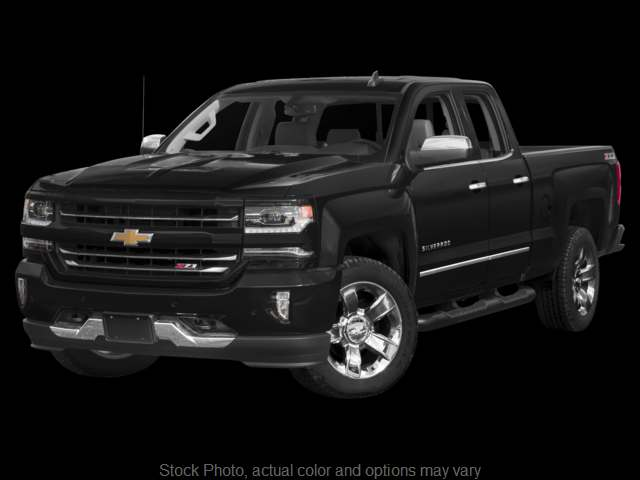 Used 2017  Chevrolet Silverado 1500 2WD Double Cab LTZ Texas Edition at The Gilstrap Family Dealerships near Easley, SC