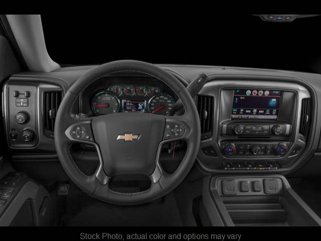 Used 2018  Chevrolet Silverado 1500 4WD Double Cab LTZ All Star Edition at Graham Auto Group near Mansfield, OH