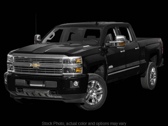 Used 2017  Chevrolet Silverado 2500 4WD Crew Cab High Country at Shields Auto Group near Rantoul, IL