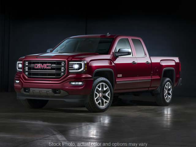 Used 2016  GMC Sierra 1500 4WD Double Cab SLE at Atlas Automotive near Mesa, AZ