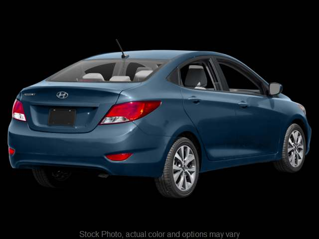 Used 2017  Hyundai Accent 4d Sedan Value Edition at R & R Sales, Inc. near Chico, CA