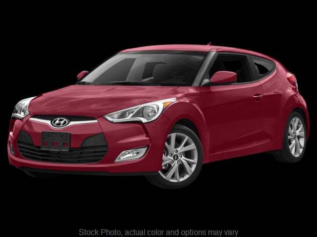 Used 2017  Hyundai Veloster 3d Coupe Value Edition at The Gilstrap Family Dealerships near Easley, SC