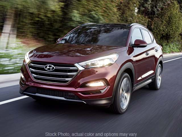 New 2019 Hyundai Tucson 4d SUV AWD Night at Carmack Hyundai near Danville, IL