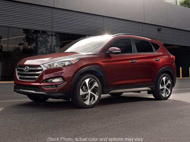 New 2019  Hyundai Tucson 4d SUV AWD Night at Carmack Car Capitol near Danville, IL
