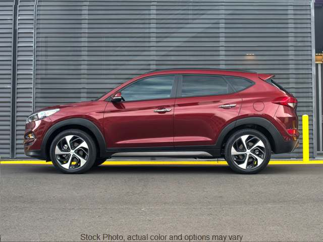 New 2018  Hyundai Tucson 4d SUV AWD SEL at Bedford Auto Giant near Bedford, OH