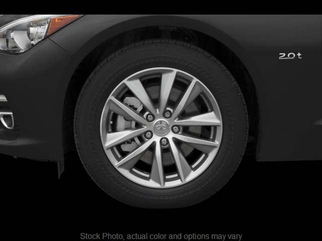 Used 2017  Infiniti Q50 4d Sedan RWD 3.0t Premium at CarCo Auto World near South Plainfield, NJ