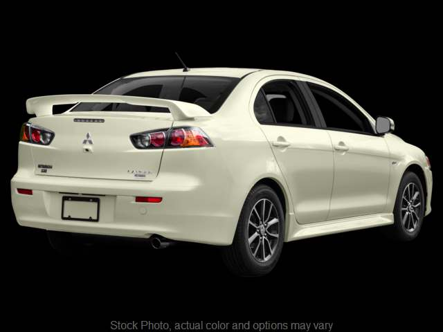 Used 2016  Mitsubishi Lancer 4d Sedan ES Auto at The Gilstrap Family Dealerships near Easley, SC