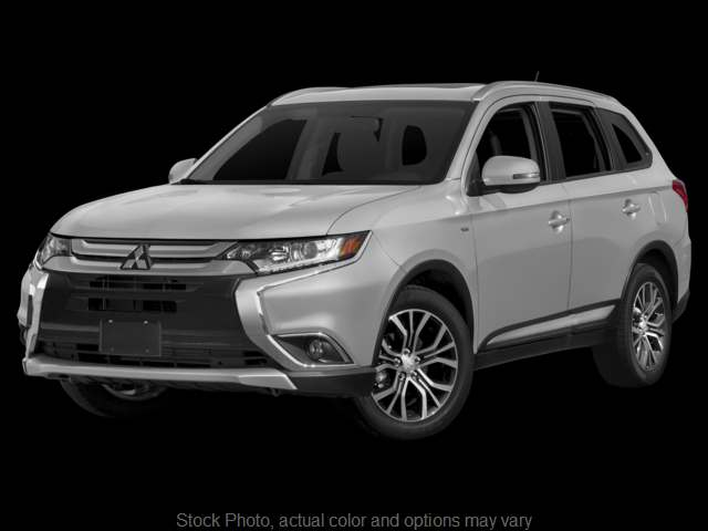 Used 2017  Mitsubishi Outlander 4d SUV FWD ES at The Gilstrap Family Dealerships near Easley, SC