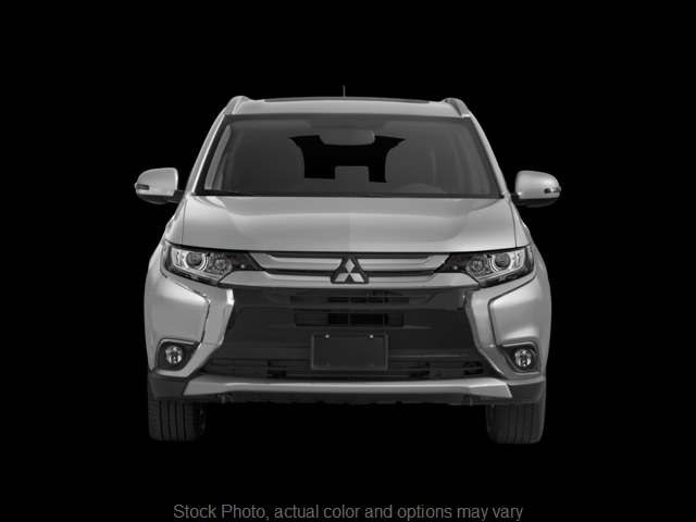 New 2019  Mitsubishi Outlander 4d SUV FWD ES at Edd Kirby's Adventure near Dalton, GA