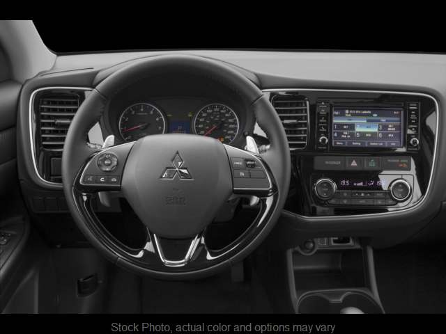 New 2019  Mitsubishi Outlander 4d SUV AWC ES at Planet Mitsubishi near Charlotte, NC