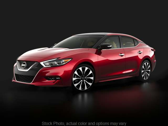 2017 Nissan Maxima 4d Sedan SV at Graham Auto Group near Mansfield, OH