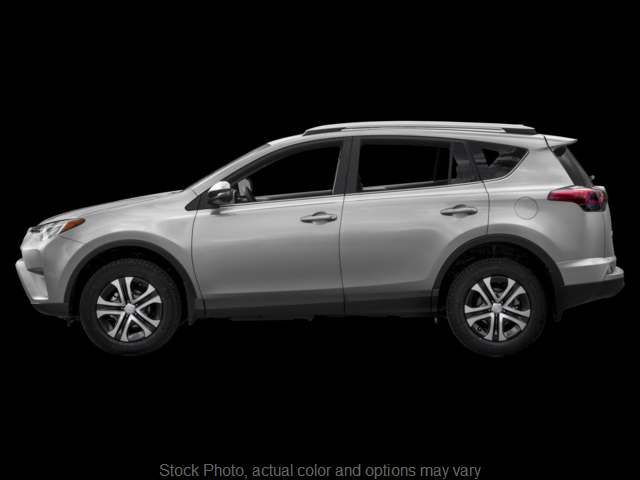 Used 2017  Toyota RAV4 4d SUV AWD LE at Pekin Auto Loan near Pekin, IL