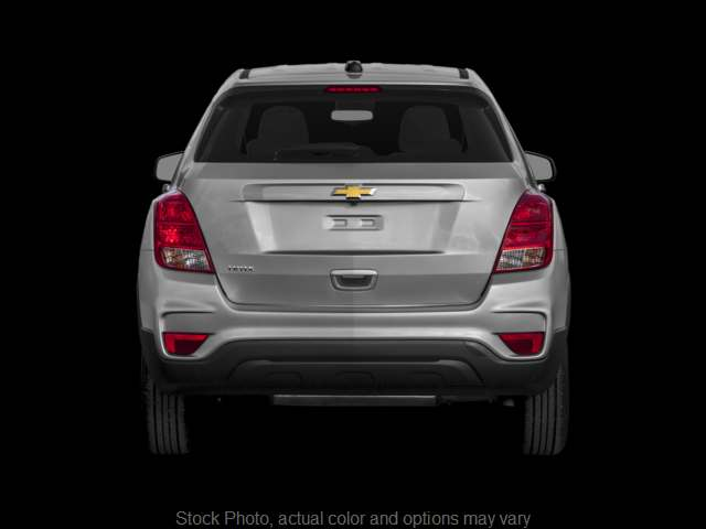 New 2020  Chevrolet Trax 4d SUV FWD LS at Sharpnack Auto Credit near Willard, OH