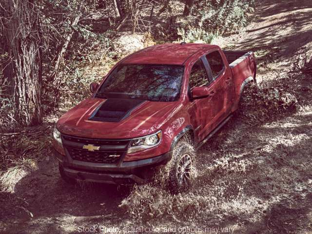 2019 Chevrolet Colorado 4WD Crew Cab ZR2 at Edd Kirby's Adventure near Dalton, GA
