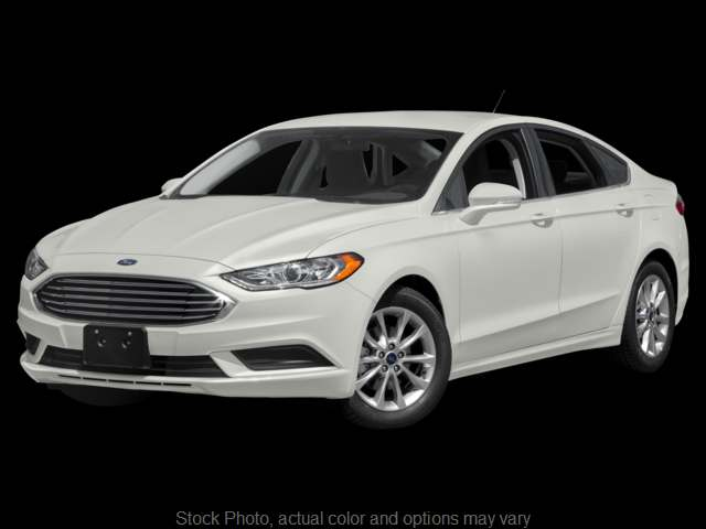 New 2018  Ford Fusion 4d Sedan SE 1.5L EcoBoost at Get Approved Quad Cities near East Moline, IL