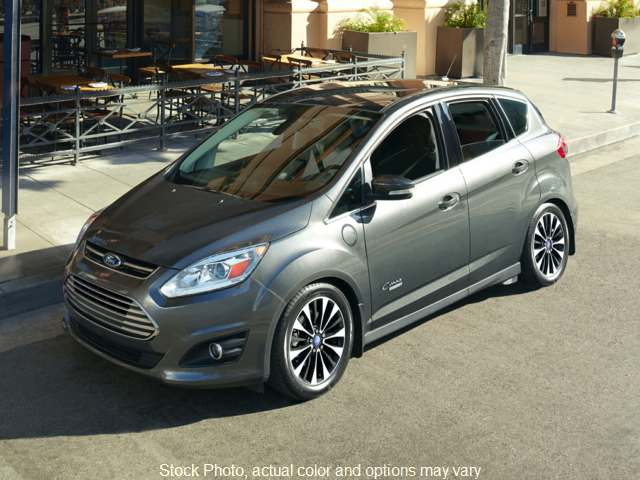 2017 Ford C-MAX Energi 4d Hatchback Titanium at Mike Burkart Ford near Plymouth, WI