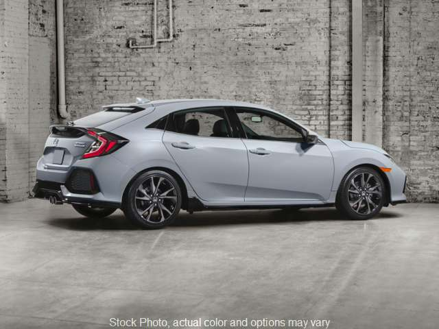 New 2019  Honda Civic Hatchback 4d Sport CVT at CarloanExpress.Com near Hampton, VA